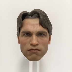 Male Head Sculpt - 1/6th