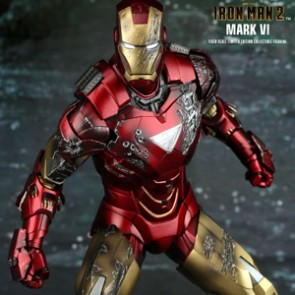 Iron Man Mark VI - Hot Toys