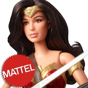 Barbie Wonder Woman - Justice League - Mattel