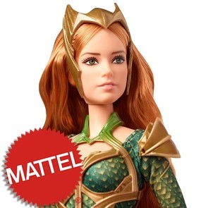 Barbie Mera - Justice League - Mattel
