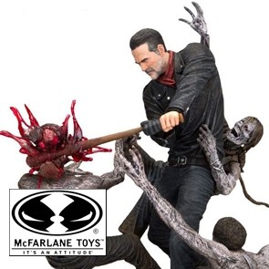 McFarlane - Negan - The Walking Dead - Statue