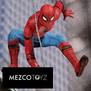 1/12 Spider-Man - Homecoming - Mezco Toys