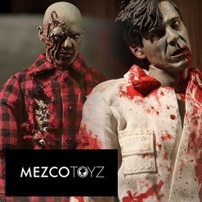 Dawn of the Dead Boxed Set - The One:12 Collective - Mezco Toyz