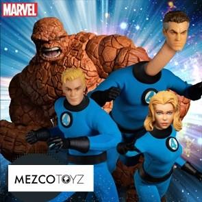 Mezco Toyz - Fantastic Four - Marvel - The One:12 Collective