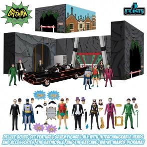 Mezco Toyz - Batman 1966 - Batman 5 Points Deluxe Box