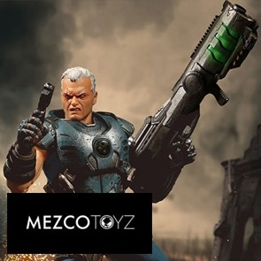 Mezco Toyz - Cable - Marvel - The One:12 Collective