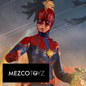 Mezco Toyz - Captain Marvel - The One:12 Collective