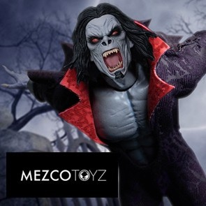 Mezco Toyz - Morbius - Marvel Universum - The One:12 Collective