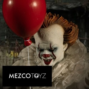 Mezco Toyz - Pennywiswe - Stephen Kings ES 2017 - The One:12 Collective