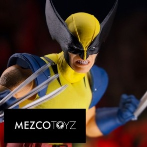Mezco Toyz - Wolverine - The One:12 Collective - Deluxe Steel Box Edition