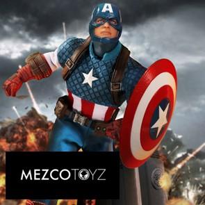 Captain America - Mezco Toys
