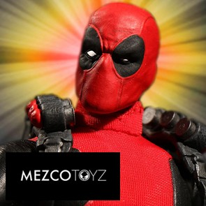 Deadpool - MARVEL - Mezco Toys