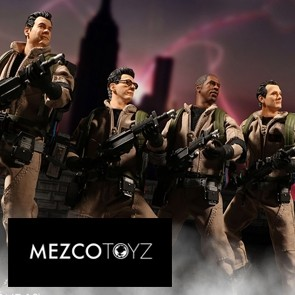 Ghostbusters Deluxe Box Set - Mezco Toys