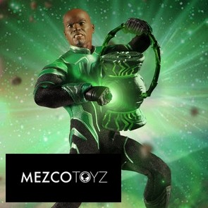 Mezco Toyz - John Stewart - The Green Lantern - The One:12 Collective