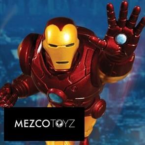 1/12 Iron Man - Mezco Toys