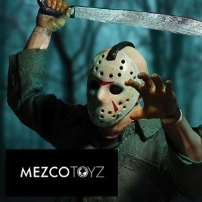 1/12 Jason Voorhees - Friday The 13th Part 3 (Mezco Toys