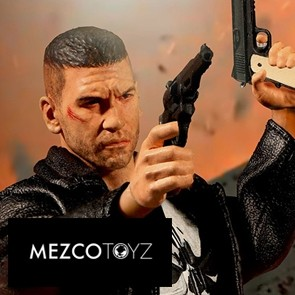 Punisher -The One:12 Collective - Mezco Toys
