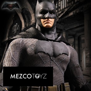 Batman - Dawn Of Justice - Mezco Toys