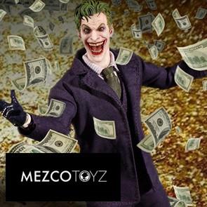 1/12 Joker - DC Comics - Mezco Toys