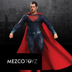 Superman - Dawn Of Justice - Mezco Toys
