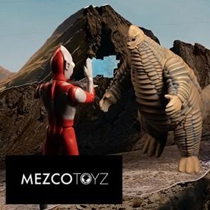 Mezco Toyz - Ultraman & Red King - 5 Points Box Set