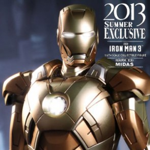 Hot Toys - Midas Mark XXI - Iron man 3