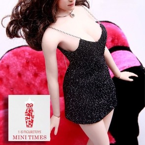 Mini Times - Black Sexy Outfit - P006-A
