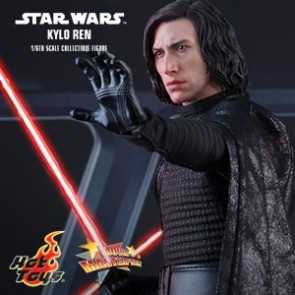 Kylo Ren - Star Wars: The Last Jedi - Hot Toys