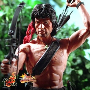 Hot Toys - Rambo - The First Blood Rambo - Part II