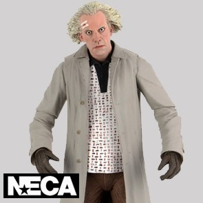 NECA - Back To The Future - Ultimate Doc Brown - Actionfigur