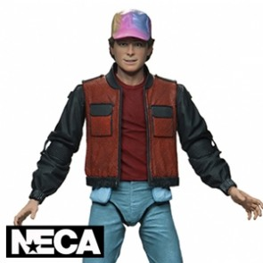 NECA - Back To The Future Part II - Ultimate Marty McFly - Actionfigur