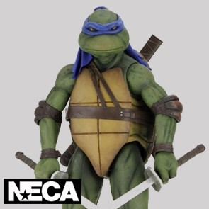 NECA - Leonardo - Teenage Mutant Ninja Turtles - 1990 Movie - 1/4
