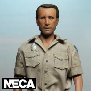 NECA - Chief Martin Brody - Der weiße Hai - Retro-Actionfigur