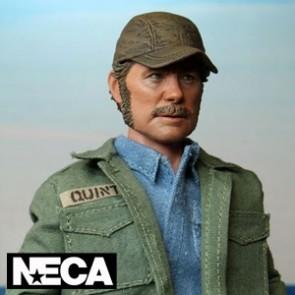NECA - Sam Quint - Der weiße Hai - Retro-Actionfigur