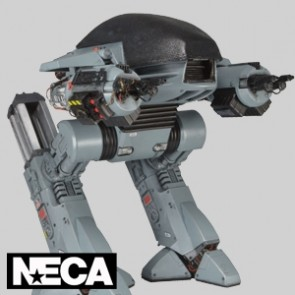 NECA - Robocop ED-209 - Fully Poseable Deluxe Actionfigur