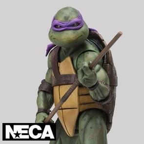 NECA - Donatello - Teenage Mutant Ninja Turtles - TMNT - 1990 Movie