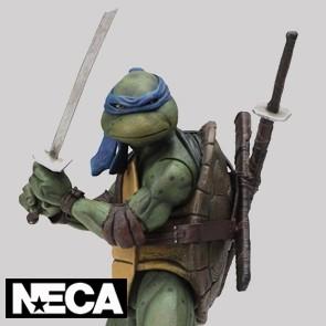 NECA - Leonardo - Teenage Mutant Ninja Turtles - TMNT - 1990 Movie