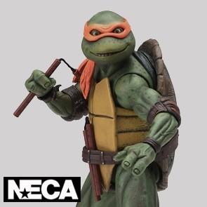 NECA - Michelangelo - Teenage Mutant Ninja Turtles - TMNT - 1990 Movie