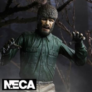NECA - Ultimate Wolf Man - Universal Monsters Actionfigur