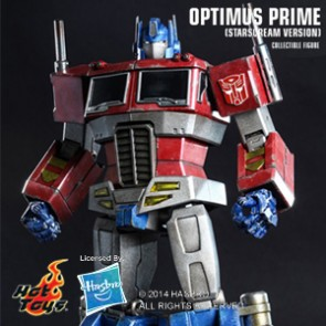 Optimus Prime (Starscream Version) - The Tranformers Generation 1