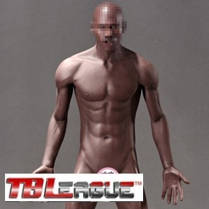 TBLEAGUE / Phicen - Super-Flexible Male Seamless Body - PL2018-M36B