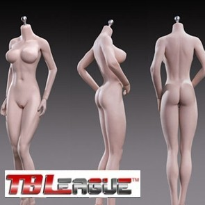 TBLEAGUE / Phicen -  Medium Breast - Pale Version - S24A
