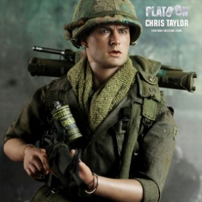 Hot Toys - Chris Taylor - Platoon