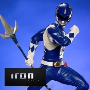 Iron Studios - Blue Ranger - Power Rangers - BDS Art Scale Statue