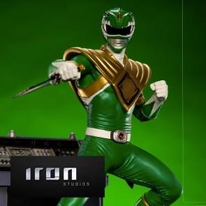 Iron Studios - Green Ranger - Power Rangers - BDS Art Scale Statue