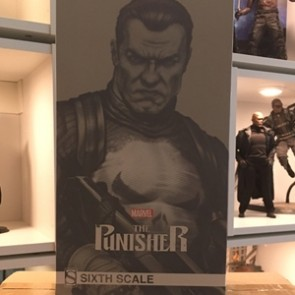 The Punisher - Marvel - Sideshow