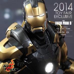 Python Iron Man Mark XX