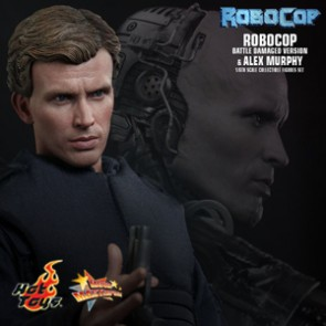 Robocop (Battle Damge) & Alex Murphy