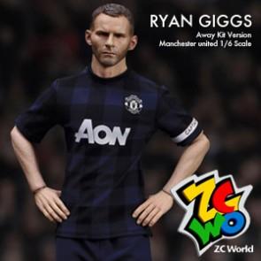 ZC World - Ryan Giggs - Away Kit Version