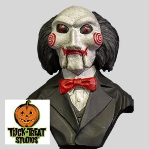 Trick or Treat Studios -Billy Puppet - SAW - Mini-Büste